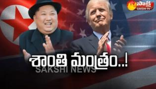 Trump-Kim summit in Singapore-Magazine Story - Sakshi