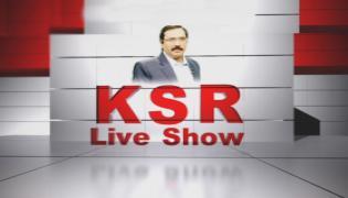 Debate on People Support for YS Jagan Padayatra in Eastgodavari - KSR Live Show - Sakshi