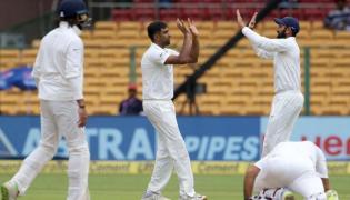 Indian bowlers knock over Afghanistan for 109 - Sakshi