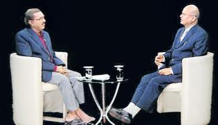 Justice Eswaraiah Exclusive Interview with Sakshi - Manasulo Maata - Sakshi