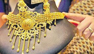 Gold Prices Fall Again - Sakshi