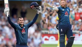 England shatter ODI world record with total of 481 against Australia - Sakshi