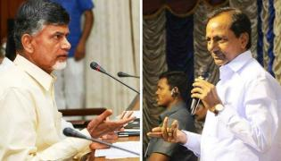 KCR Comments On AP CM Chandrababu Government Over State Development  - Sakshi