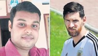 Lionel Messi Fan Commit Suicide In Kerala - Sakshi