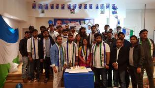 YSR 69th birth Anniversary celebrations in Melbourne - Sakshi