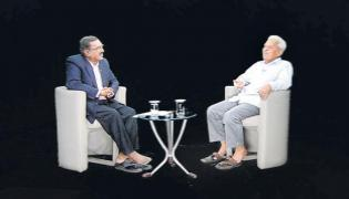 Sakshi Special Interview with Varavara Rao - Manasulo maata - Sakshi