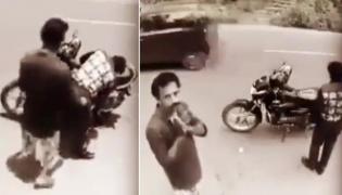Preity Zinta reacts on Fuuny viral video  - Sakshi