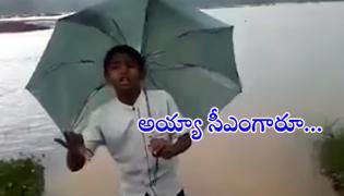 Kodagu Boy Slams CM Kumaraswamy Goes Viral - Sakshi