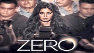 Katrina Kaif is dishevelled in Zero first look - Sakshi