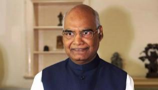 Ram Nath Kovind Ignored His Own Advice - Sakshi