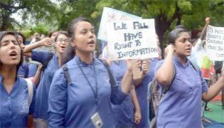 Activists Say Centre Proposed Amendments Will Weaken RTI Act - Sakshi