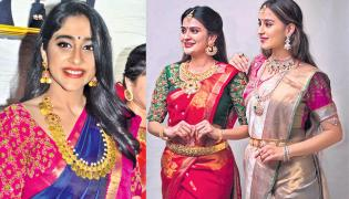 Old Fashion Trending For Ladies Jewellery - Sakshi