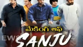Making Of Movie Sanju - Sakshi