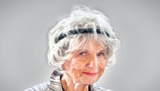 Article On Alice Munro Great Writer - Sakshi