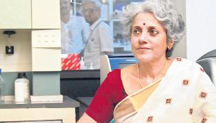 The story of Doctor Soumya Swaminathan - Sakshi