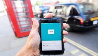 Uber Driver Goes on Trip Without Passenger - Sakshi