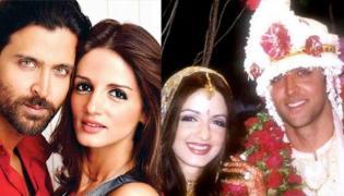 Hrithik Roshan-Sussanne Khan To Remarry? - Sakshi