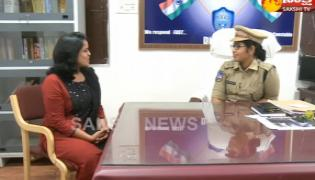 Sakshi Special Interview with Sultan Bazar ACP Chetana - Sakshi