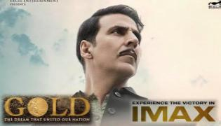 Gold Imax Version Trailer Out - Sakshi