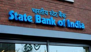 SBI Reports Shock Loss Of Rs 4876 Crore In Q1 - Sakshi