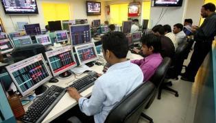 Sensex Closes Over 150 Points Lower - Sakshi