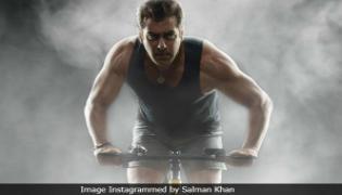 Salman Khan Accepts And Wins Kiren Rijiju's Fitness Challenge - Sakshi