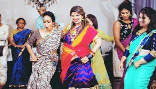 Rambha Danced Like No Ones Watching At Her Baby Shower - Sakshi