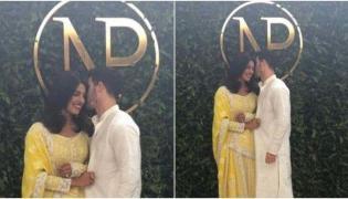Priyanka Chopra And Nick Jonas Engagement Party Details - Sakshi