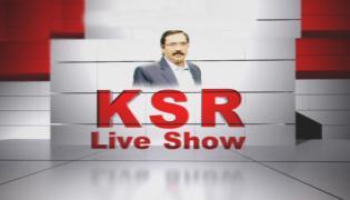 Debate On AAI Tenders Cancelled in Bhogapuram Airport Tenders - KSR Live Show - Sakshi