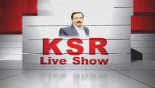 Debate On YS Jagan Challenges Chandrababu to CBI Enquiry on Illega Mining - KSR Live Show - Sakshi