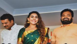 Sri Reddy Announced Her Biopic Titled Reddy Dairy - Sakshi