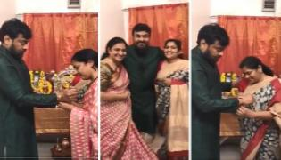 Raksha Bandhan Celebrations in Megastar  House - Sakshi