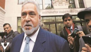 Vijay Mallya to be kept at Mumbai's Arthur road jail - Sakshi