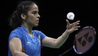 Asian Games: Saina Nehwal Assures Historic Badminton Medal - Sakshi