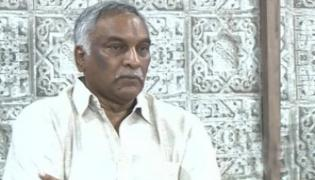 Tammareddy Bharadwaja Comments On Nandamuri Harikrishna Death - Sakshi