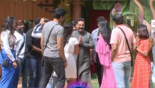 Nani Welcomes To  Kamal Haasan To Bigg Boss Telugu 2 - Sakshi