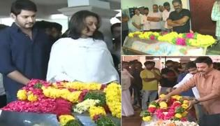 Tollywood celebrities Condolence To Director B Jaya - Sakshi