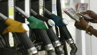 Diesel Prices At New High, Petrol Prices Also Increase - Sakshi