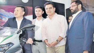 Superbike giant  Benelli to set up manufacturing plant near Hyderabad - Sakshi