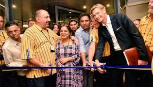 IKEA India Formally Inaugurated IKEA Store In Hyderabad - Sakshi