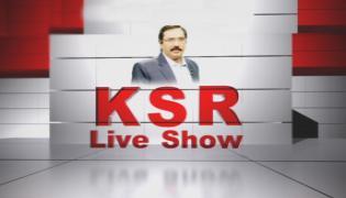 Debate On War Of Words Between TDP and  BJP Leaders - KSR Live Show - Sakshi