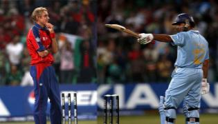Yuvraj Singh Sets Kingsmead on Fire With Six Sixes - Sakshi