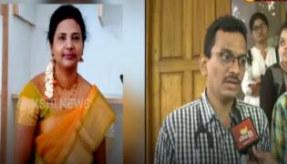 Flash Strike By Junior Doctors in SV medical college - Sakshi