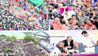 Godavari Pushkar Ghat Accident-Somayajulu Commission Report - Sakshi