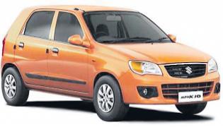 Maruti Suzuki dominates PV sales in August with 6 models in top ten list - Sakshi