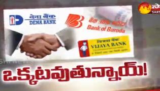 Magazine Story on banking sector - Sakshi