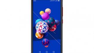 iVoomi iPro Android Go Smartphone With Shatterproof Display - Sakshi