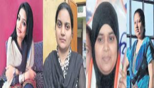 Petitioner Ishrat Jahan welcomes government decision - Sakshi