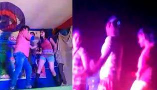 East Godavari- Police Arrested Two For Pornography Dances - Sakshi