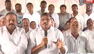 Bosta Satyanarayana Visits Vizianagaram District For Pilan Inauguration Programme - Sakshi